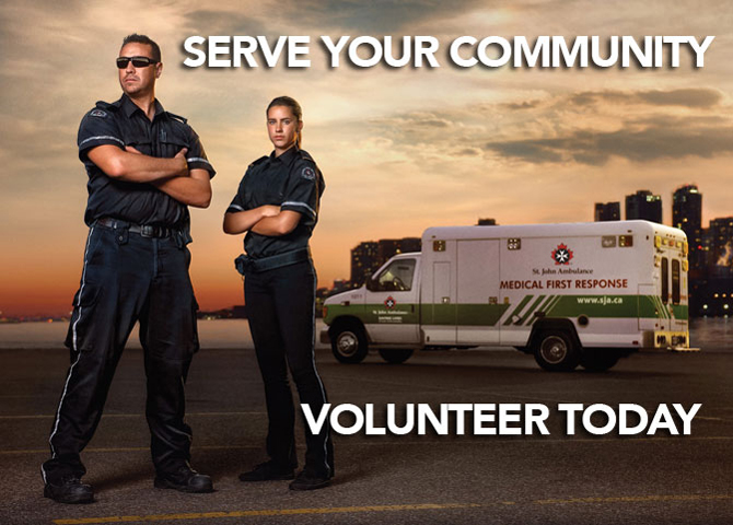 Call or email our office for more information about volunteering