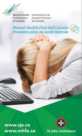 St John Ambulance Niagara Falls – Mental Health First Aid